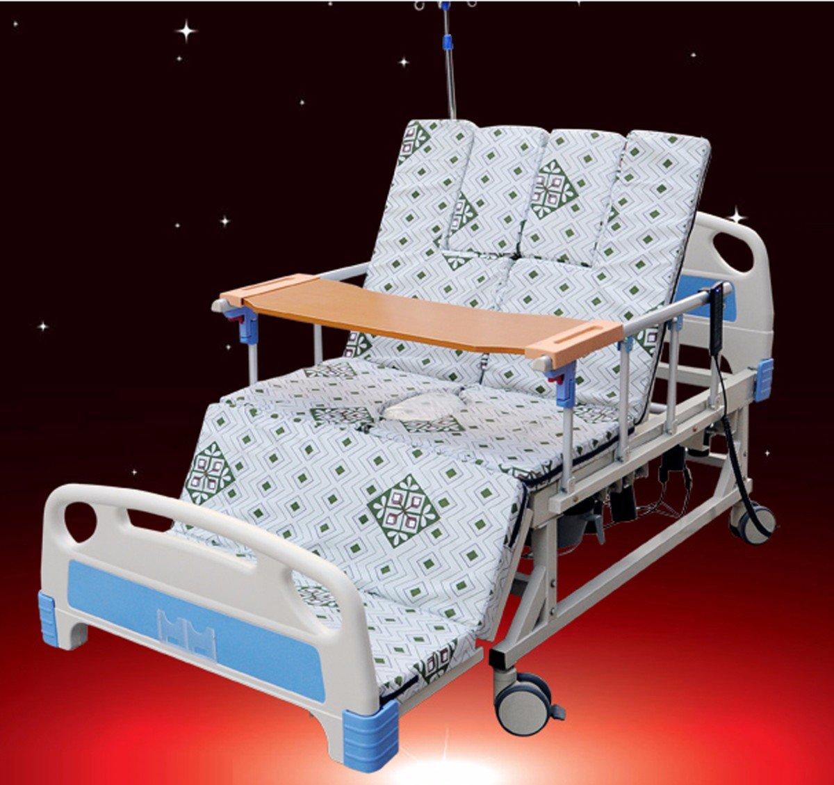 合佳 家用电动多功能护理床床翻身床病床带便孔3565(亚马逊自营商品