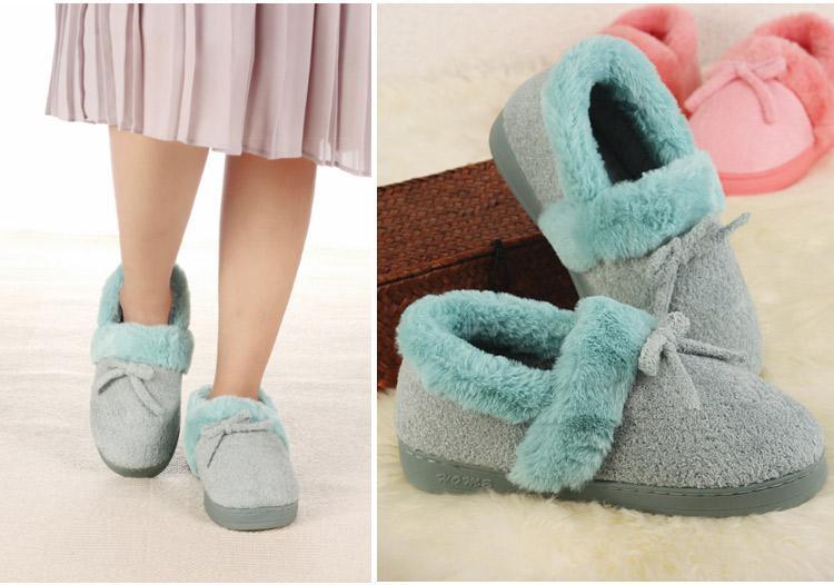 居家保暖鞋