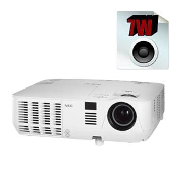 NEC V260W+ 家庭影院投影机自动信号搜索