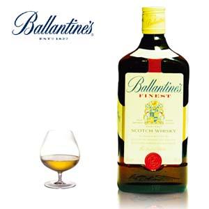 Ballantine's百龄坛特醇苏格兰威士忌700ml