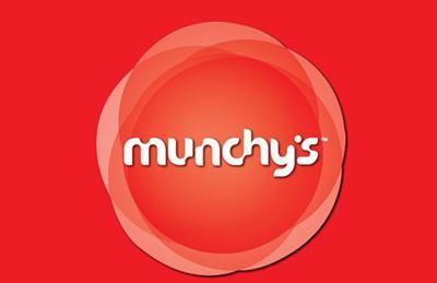 munchy's马奇新新 巧心卷饼干妙乐典雅巧克力味300g(马来西亚进口)