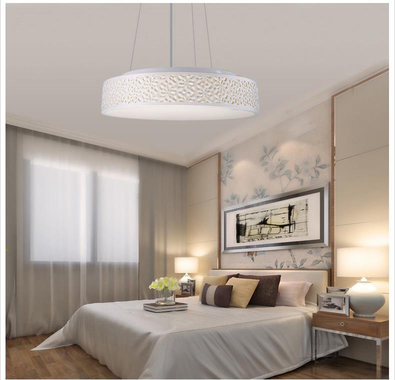 LED吊线灯典雅之城场景展示