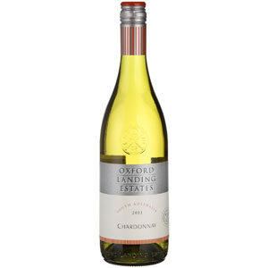 牛津园夏多内白葡萄酒