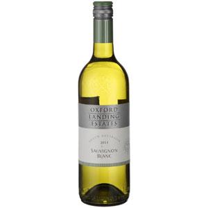 牛津园苏维翁白葡萄酒