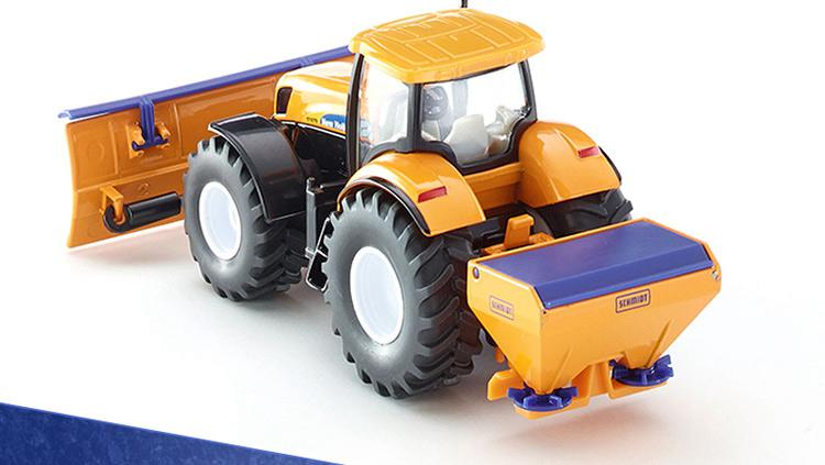 带 铲 雪板及撒盐斗 玩具车 U2图片