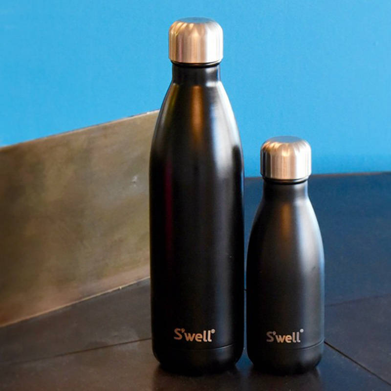 S'well绸缎系列不锈钢保温瓶260ml - 伦敦烟囱(SALC-09-B14)(3)
