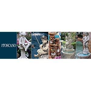 fountains, garden fountains, garden statues