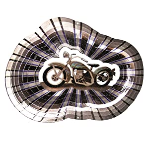 Iron Stop Designer Motorcycle Wind Spinner