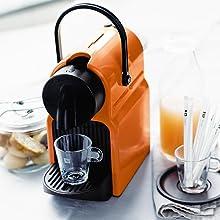 Lifestyle image of the coffee machine