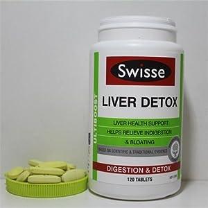 swisse 护肝片