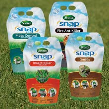 Snap Pac Insect and Control