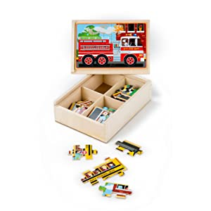 travel toys, fire engine, steam train, school bus, racecar, toy for 3 year old boy