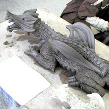 dragon wall sculptures, dragons, dragon statues