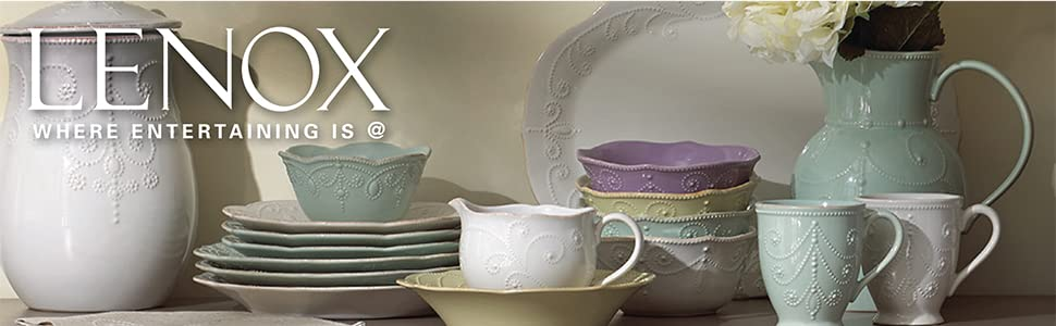 French Perle, Lenox, Lennox, Lenox French Perle, Lennox French Perle, French Pearl