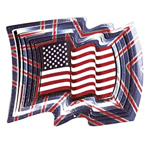 Iron Stop Wind Spinners - Made in the USA