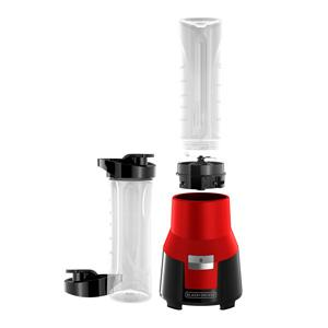 FusionBlade Personal Blender (Red)