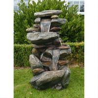 outdoor fountains, fountains, natural fountains