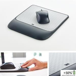 3M Precise Mouse Pad with Gel Wrist Rest (MW85B)