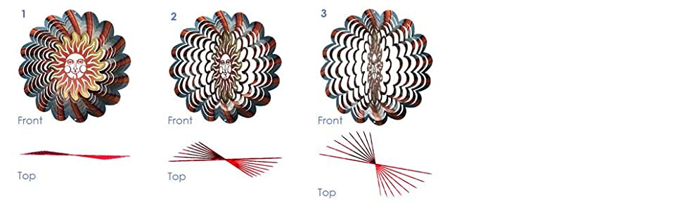 3 Easy Steps to Set Up Your Wind Spinner
