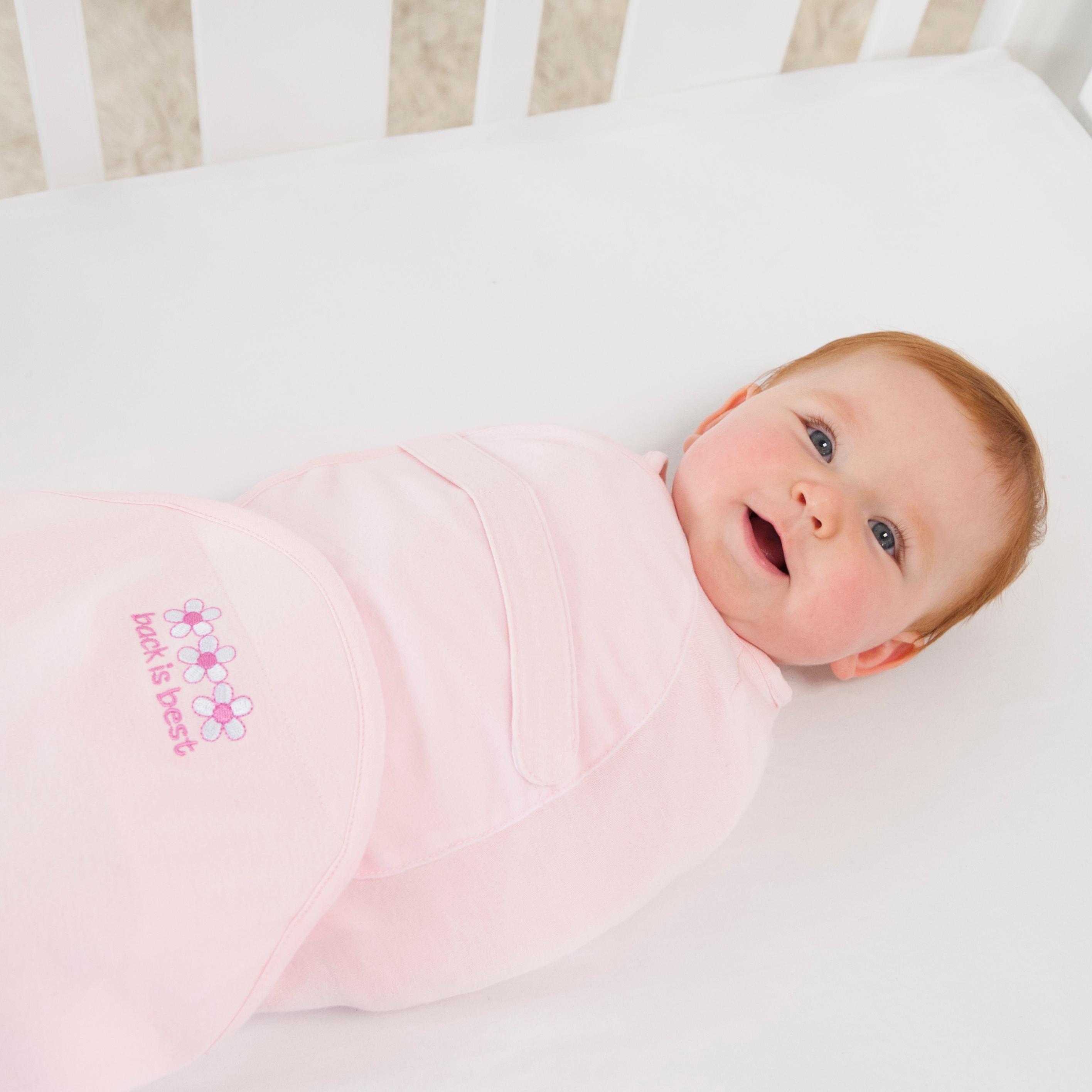 halo可调节包裹式婴儿睡袋 蓝色 小号