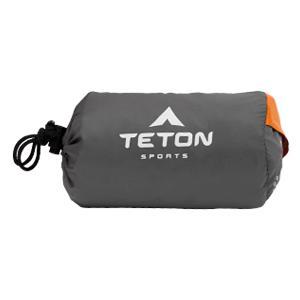comfortlite self-inflating cushion teton sports seat