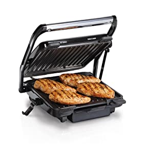 panini press indoor griddle maker cuisinart electric countertop best rated reviews sellers