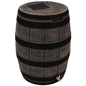 rain barrel harvest cistern water