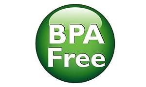 BPA free, BPA-free, no BPA