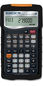 Machining Math Calculator 4087
