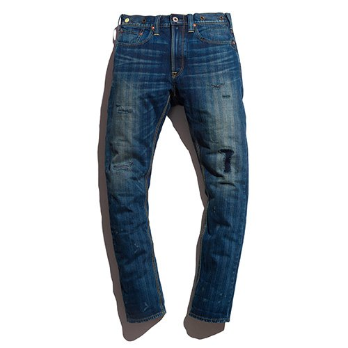 男士舒适牛仔裤
