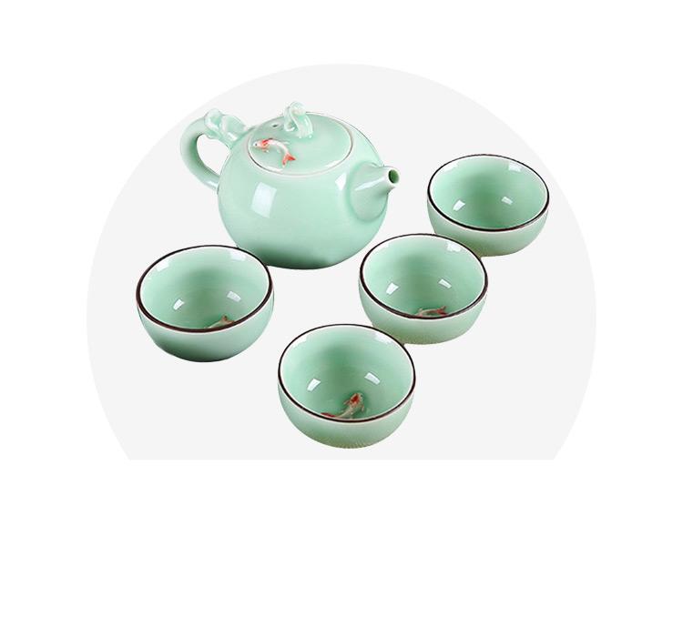 Tat silo 辰香 茶具