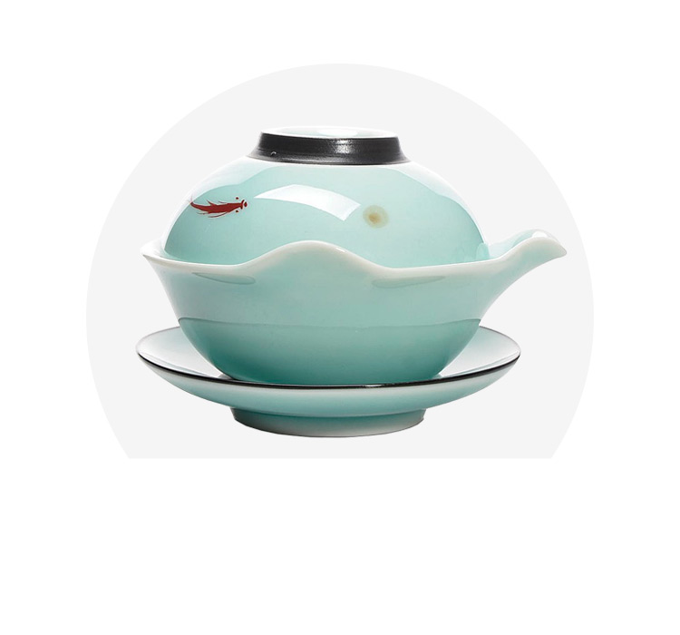 甲馨 便携式旅行茶具