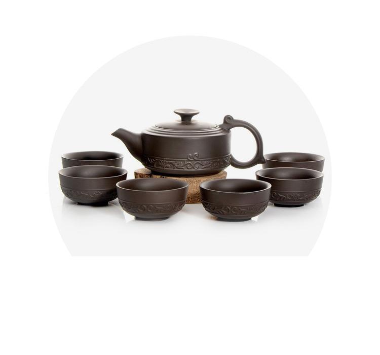 甲馨 天际紫砂功夫茶具