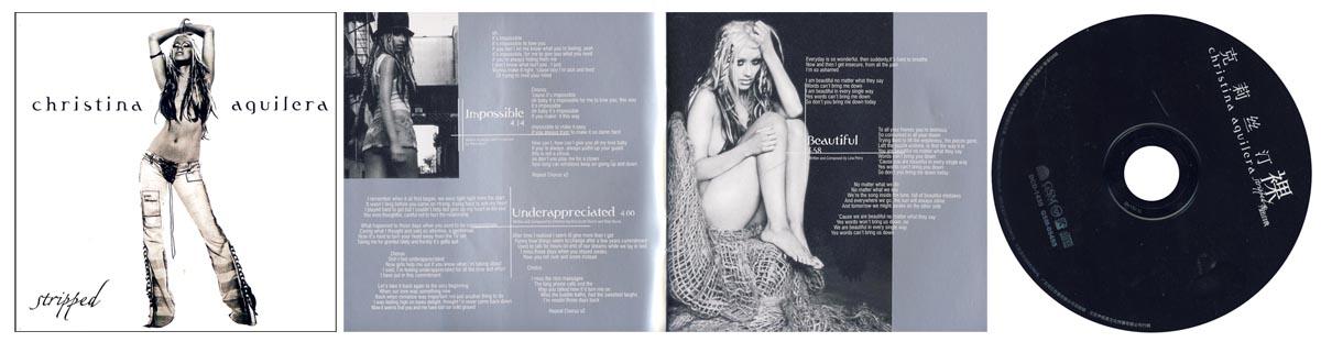克莉丝汀:裸(2CD)