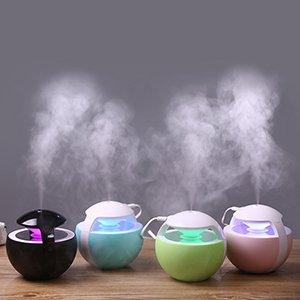艾米酷 创意萌杯迷你加湿器 炫彩小夜灯【雾化加湿清除浮尘 自动断电