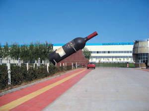 香格里拉特制干红葡萄酒750ml