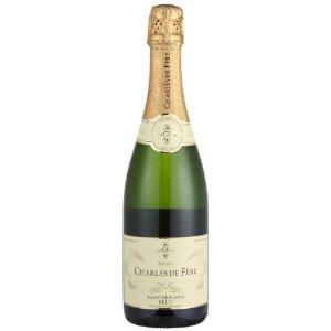 Charles de Fère 迪费珍藏天然型白中白起泡酒750ml