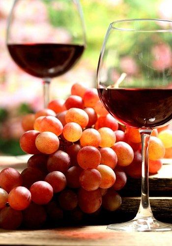 干红葡萄酒储存