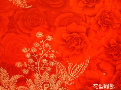 yuyue愉悦家纺 婚庆专属 纯棉加厚保暖活性印花 双人床单四件套-心之图片