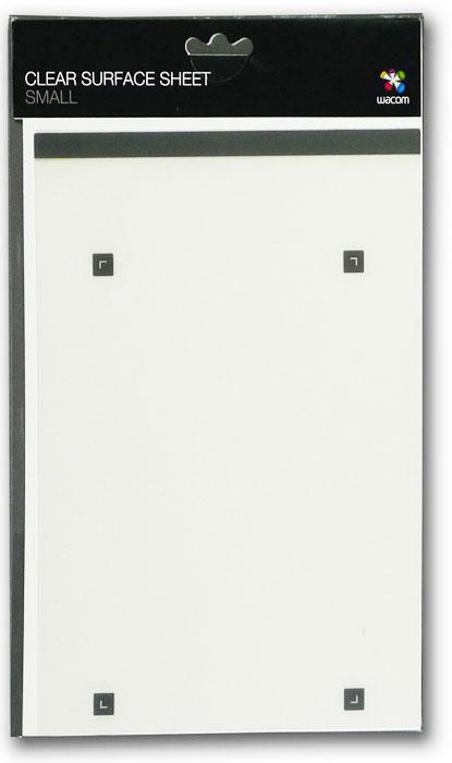 Wacom 和冠 影拓五代Medium Surface Sheet (Clear)透明贴膜(白色)