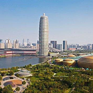 NO.2 郑州