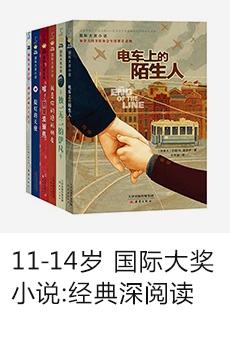 11-14岁 国际大奖小说:经典深阅读