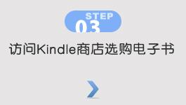 访问Kindle 商店选购电子书