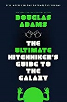 The Ultimate Hitchhiker's Guide to the Galaxy: Five Novels in One Outrageous Volume (English Edition) The Ultimate Hitchhiker's Guide to the Galaxy
