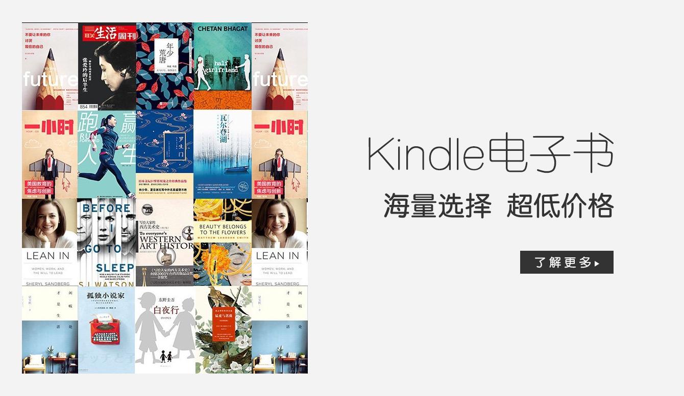 Kindle电子书