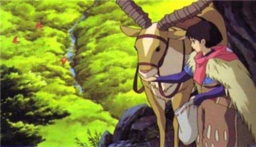 魔法公主(DVD9)