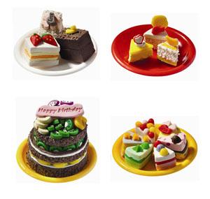 艺智宝 彩泥过家家系列 超可爱的小蛋糕 商超装 90703
