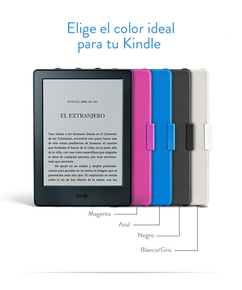 Amazon - Funda protectora para Kindle, color magenta — no es ...