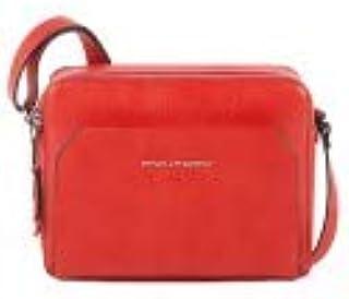 PIQUADRO Muse Pilot Bag,23 cm 红色(玫瑰色) 红色(玫瑰色)