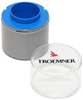 TROEMNER SWCE-0050 聚碳酸酯外壳 50 克 电子平衡重量